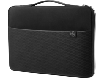 """купить 15.6"""" NB Bag - HP 15 Blk/Slv Carry Sleeve в Кишинёве"""