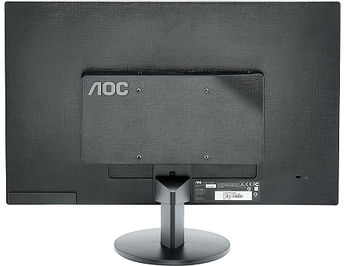 "Monitor 21.5"" TFT WLED AOC E2270SWHN WIDE 16:9, 0.248, 5ms, Contrast (dynamic) 20,000,000:1, Contrast (static) 700:1, H:30-83kHz, V:50-76Hz, 1920x1080 Full HD, HDMI/D-Sub (monitor/монитор)"