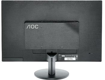"""Монитор 21.5"""" TFT WLED AOC E2270SWHN WIDE 16:9, 0.248, 5ms, Contrast (dynamic) 20,000,000:1, Contrast (static) 700:1, H:30-83kHz, V:50-76Hz, 1920x1080 Full HD, HDMI/D-Sub (monitor/монитор)"""