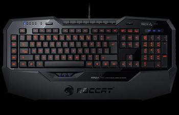 купить ROCCAT Isku FX (Black) / Multicolor Gaming Keyboard, Extra-large wrist rest, 8+3 programmable keys, Multicolor key illumination (6-level brightness), MACRO LIVE! Recording, EASY-SHIFT[+]™, USB в Кишинёве