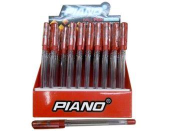 Pix gel PT-111 soft ink 0.7mm, rosu