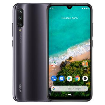 "Xiaomi Mi A3 EU 128GB Grey, DualSIM, 6.01"" 750x1560 IPS, Snapdragon 665, Octa-Core up to 2.2GHz, 4GB RAM, Adreno 610, 48MP+8MP/32MP, LED flash, 4030mAh, WiFi-AC/BT5.0, LTE,  Android One"