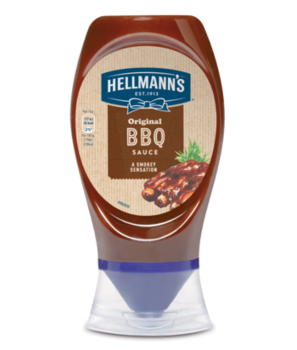 купить Соус Hellmann's Original BBQ, 250мл. в Кишинёве
