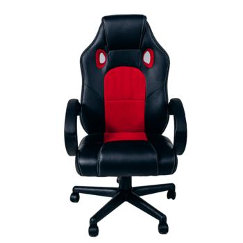 Игровое кресло CX 6207 черно-красное