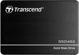 2,5-дюймовый твердотельный накопитель SATA 64 ГБ Transcend «SSD452K» [R / W: 560/520 МБ / с, 85KIOPS, SM2258, 3000 циклов P / E 3DTLC]