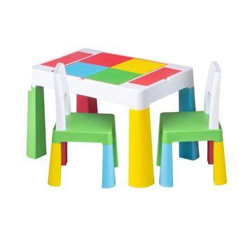 cumpără Masa cu scaunel Tega Baby Multifun Multicolor în Chișinău