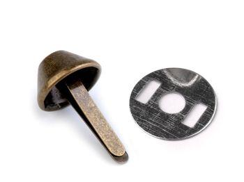 Ţinte metalice / piciorușe metalice genți / alamă antică