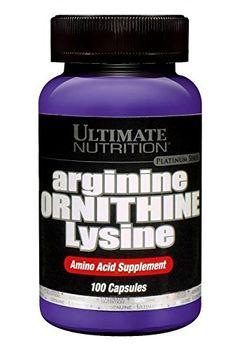 купить Arginine Ornithine Lysine 100 caps в Кишинёве