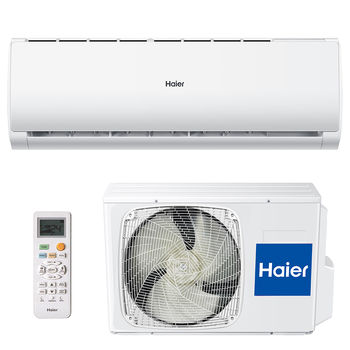Кондиционер HAIER LEADER DC-INVERTER AS09TL3HRA / 1U09BR4ERA