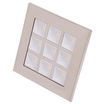 Horoz Electric Встраиваемый светильник HL681L