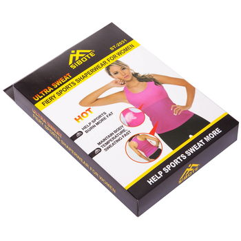 Майка для похудения S Hot Shapers FI-4818 (4604)