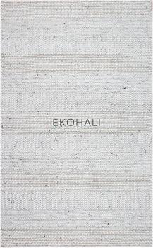 Ковёр ручного плетения EKOHALI Jade J352 White XW
