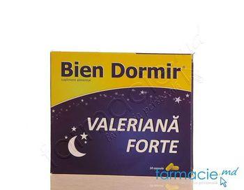 купить Bien Dormir Valeriana Forte caps.N10 в Кишинёве