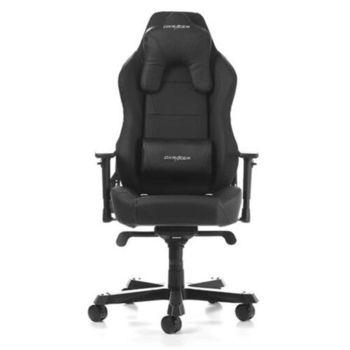 Gaming Chair DXRacer Work GC-W0-N, Black/Black
