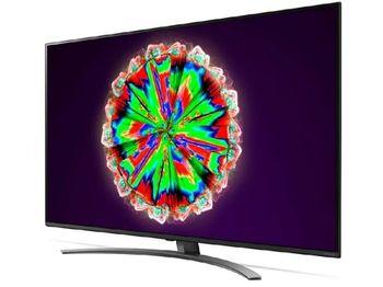 """55"""" TV LG 55NANO816NA, Black (SMART TV)"""