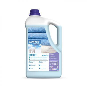 SOFTDET - Ароматизированный бальзам для одежды, BLUE ORCHID (5KG)