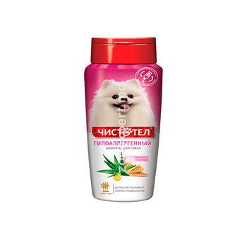 Чистотел гипоаллергенный шампунь для собак