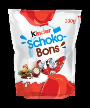 Kinder Schokobons, 200 гр.