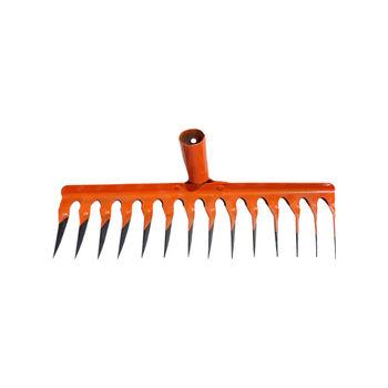 Grebla orange 14 dinti /36