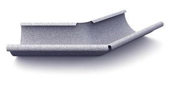 купить Угловой стык внешний 135º (125 mm) Al-zn в Кишинёве