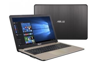 """cumpără ASUS 15.6"""" X540UB Black (Core i3-6006U 4Gb 1Tb) în Chișinău"""