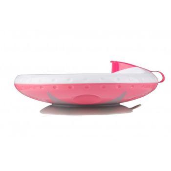 cumpără Farfurie Babyono cu funcția pastrarea temperaturei roz în Chișinău