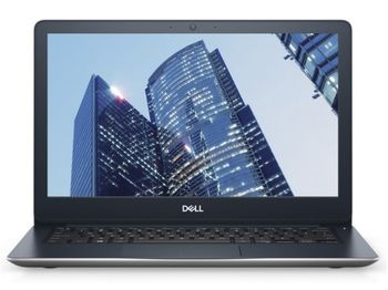 DELL Vostro 13 5000 Grey (5370), 13.3'' FulHD +W10Pro (InteI® Core™ i5-8250U 1.60-3.40GHz, 8GB DDR4 RAM, 256GB SSD, Intel UHD 620 Graphics, CardReader, HDMI, USB-C, WiFi-AC/BT4.0, 3cell, 720p Webcam, Backlit KB, RUS, Win 10 Pro, 1.41kg)