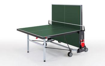 Теннисный стол с сеткой 6 мм Sponeta Outdoor S5-72e green