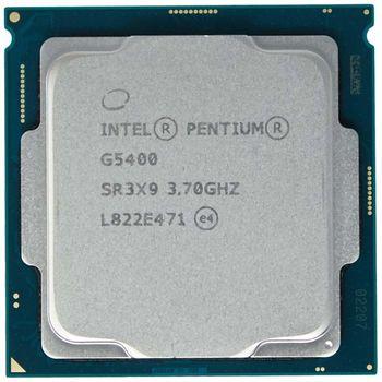купить CPU Intel Pentium G5400 3.7GHz (2C/4T,4MB, S1151, 14nm, Integrated Intel UHD Graphics 610, 58W) Box в Кишинёве