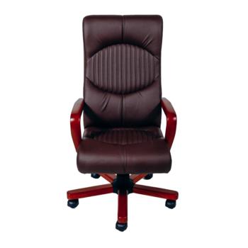 Офисное кресло Hercules Flash коричневое (coniac neapoli - 32)