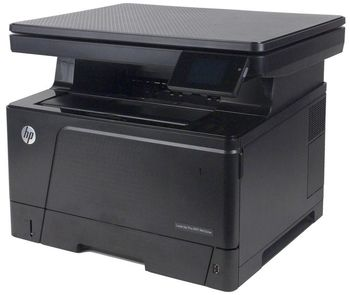 купить HP LaserJet Pro MFP M435nw, Black в Кишинёве
