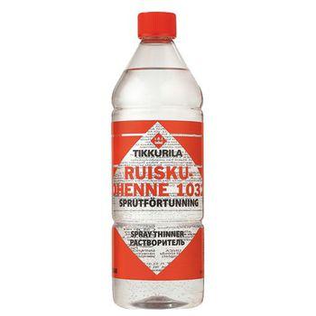 Tikkurila Растворитель для распыления Ruiskuohenne 1032 1л