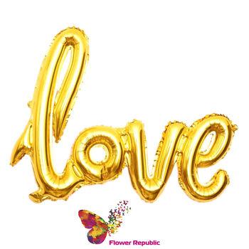 """купить Фольгированные воздушные шары """"LOVE"""" - 41 cм в Кишинёве"""