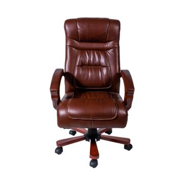 Офисное кресло 8861 коричневое