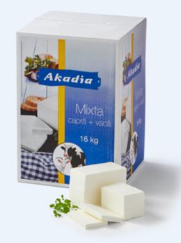 Брынза AKADIA Mixta V+C 16 кг.
