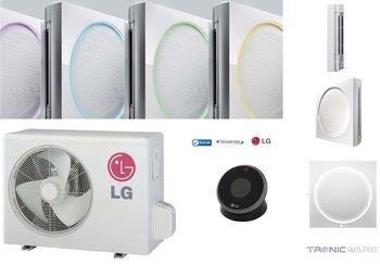 купить Кондиционер тип сплит настенный Inverter LG G12WL 9000 BTU в Кишинёве