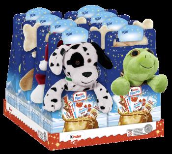 купить Kinder Maxi Mix с плюшевой игрушкой, 133г в Кишинёве
