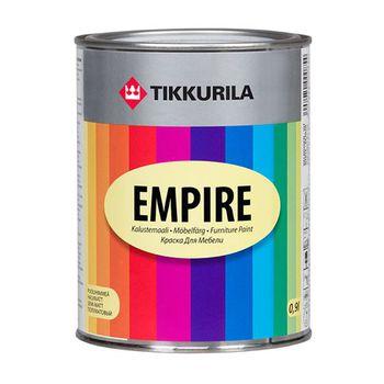 Tikkurila Краска Empire C Полуматовая 0.9л