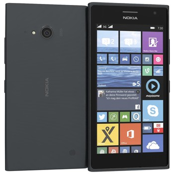 Nokia Lumia 730 2 SIM (DUAL) Dark Grey