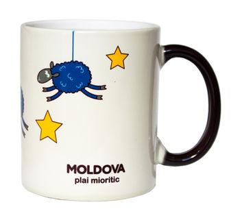 купить Магическая кружка – Moldova plai mioritic в Кишинёве