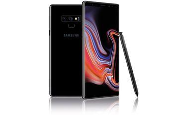 купить Samsung Galaxy Note 9 Duos N960F/DS 6/128Gb, Midnight Black в Кишинёве
