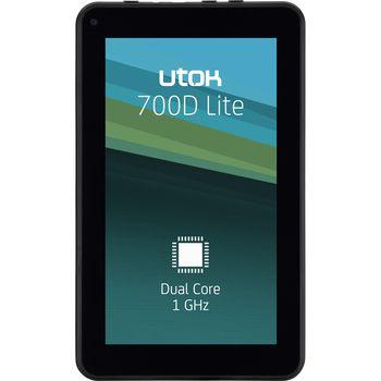 "Планшетный ПК Utok 700D Lite 7"" 8GB black"