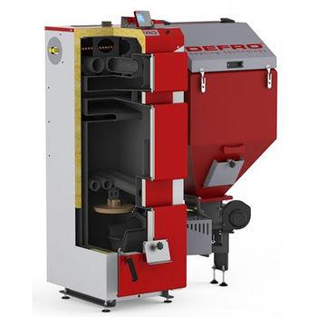 купить Твердотопливный котёл Defro Duo Uni 15 кВт в Кишинёве