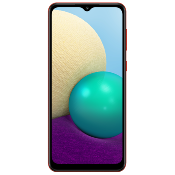 купить Samsung Galaxy A02 A022G/DS 2/32Gb, Red в Кишинёве