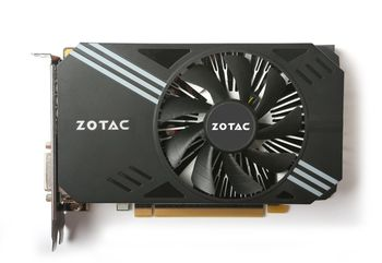 ZOTAC GeForce GTX 1060 Mini 6GB DDR5, 192bit, 1708/8000Mhz, Single Fan, HDCP, DVI, HDMI, 3xDisplayPort, Lite Pack