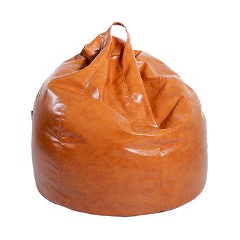 купить Кресло - мешок, Bean Bag, светло-коричневый (cogneac) в Кишинёве