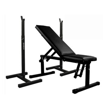 купить available from 28.07.2020 Workout Bench MAGNUS CLASSIC MC-L011 with Accessories 20728 (dupa comanda) в Кишинёве