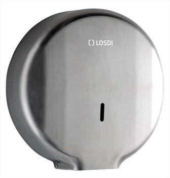 Oceano Inox Satin - Диспенсер для туалетной бумаги