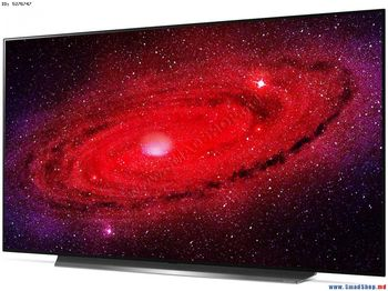 """65"""" OLED TV LG OLED65C1RLA, Black"""