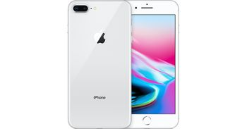 купить Apple iPhone 8 Plus  64GB, Silver в Кишинёве